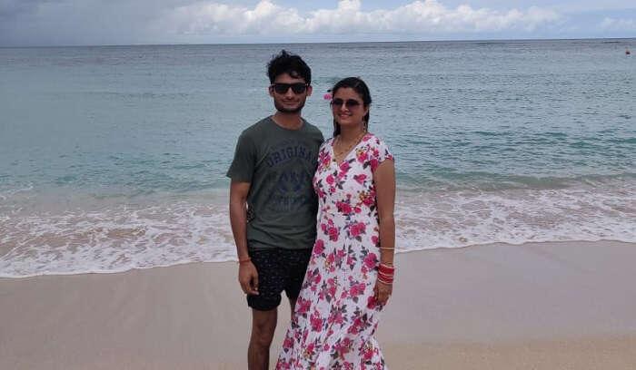 enjoy with wife