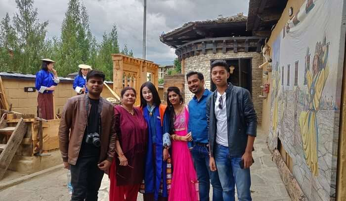 explore the best places in Bhutan