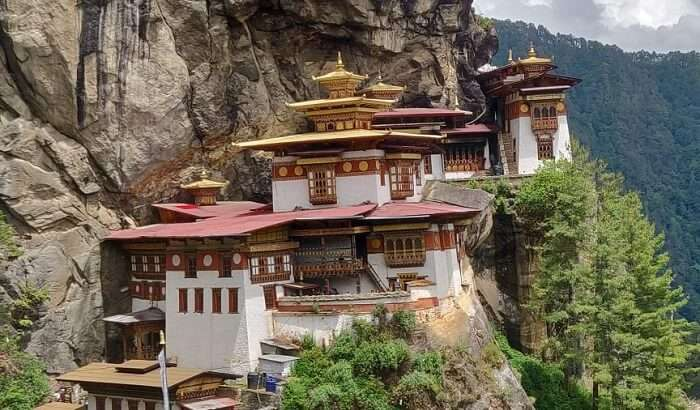 main highlights is Tigers Nest