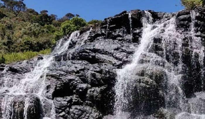 he Magic In Waterfall