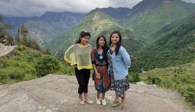 cover - Saumya Dharamshala Trip