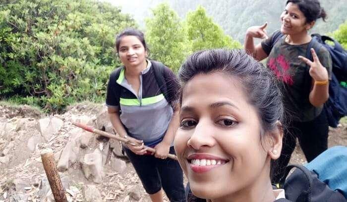 enjoyed the majestic trek