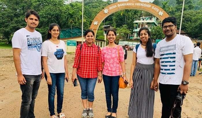 India Bangladesh Gate