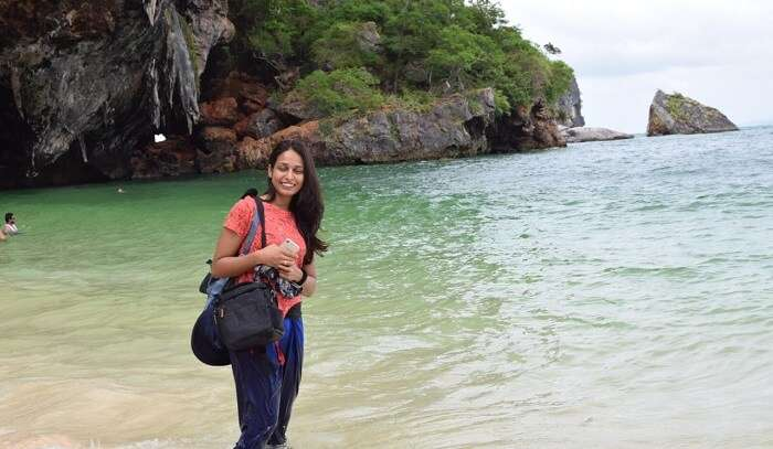 an amazing experiences in Krabi