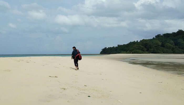 fantastic day on beach