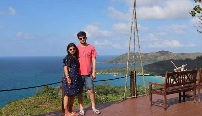 enjoyed a wonderful vacation