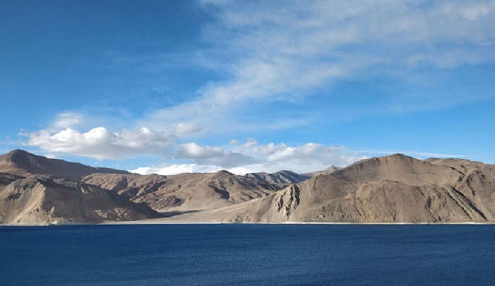 beauty of Pangong Lake