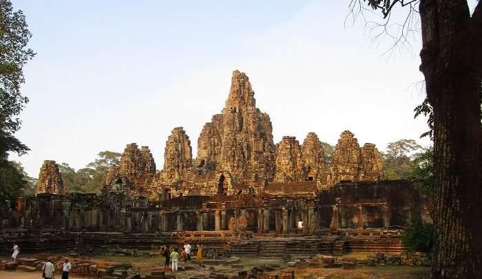 largest temple