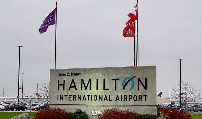 John C. Munro Hamilton International Airport