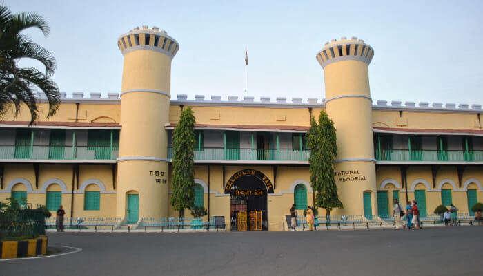 Kala Pani Museum