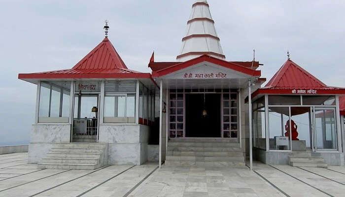 Kali Mata Temple In Solan