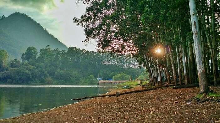 Kundala Lake - Enjoy The Scenic Beauty