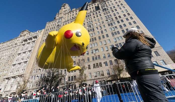 Macy's Thanksgiving Day Parade Lineup 2019