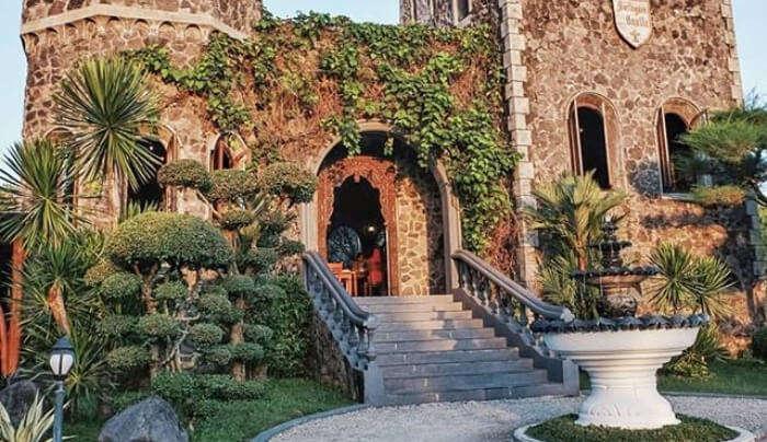 Mang Engking Soragan Castle