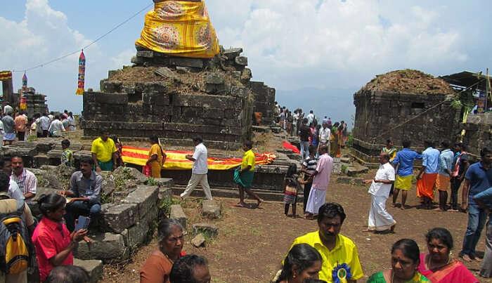 Mangla Devi Temple