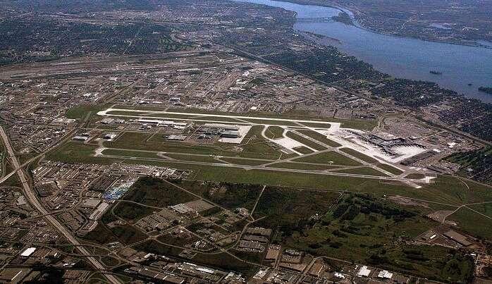 Montréal-Trudeau Airport