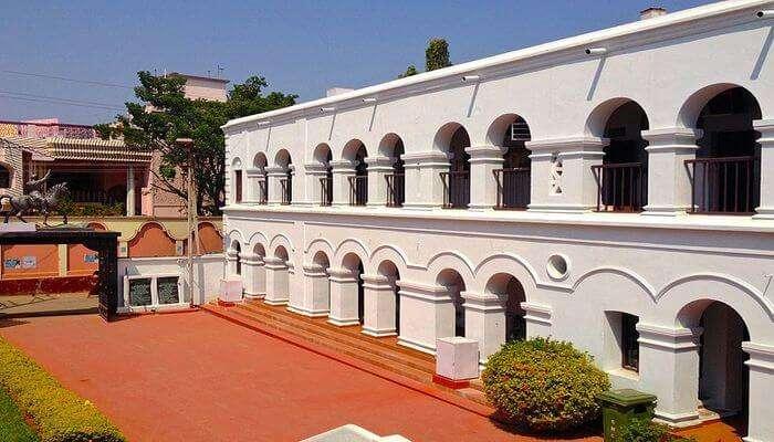 Netaji Birth Place Museum Odisha