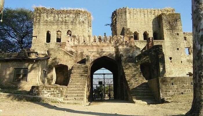 Nurpur Fort View