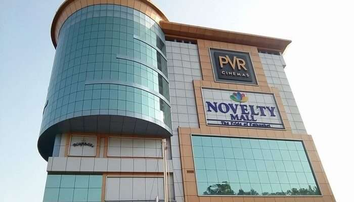 PVR Novelty Mall Pathankot