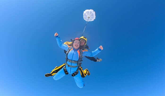 Places To Skydive In South Africa