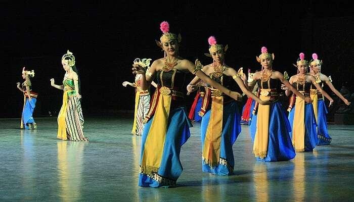 Ramayan Ballet Show