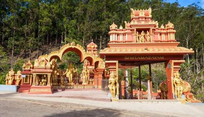 Ramayana in sri lanka