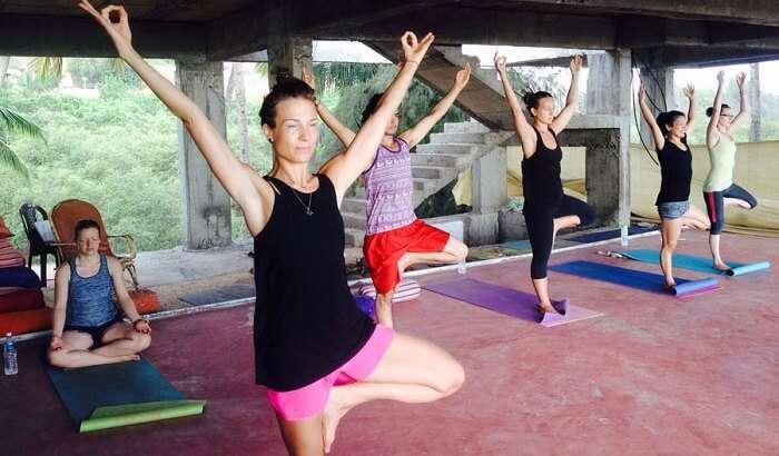 SWAN Yoga Retreat