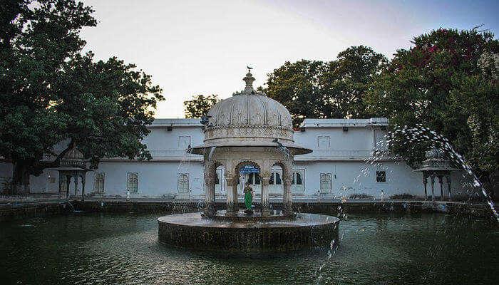 Saheliyon Ki Bari In Udaipur