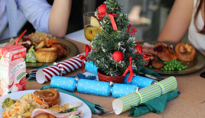 Schedule A Christmas Brunch