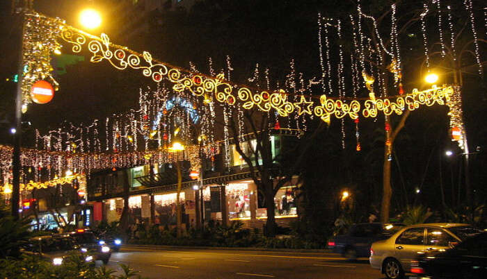 See The Lights On Orchard Road
