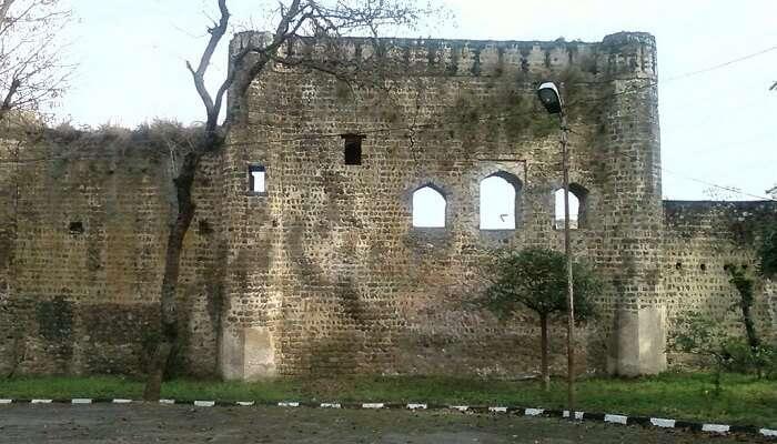 Shahpurkandi Fort Pathankot