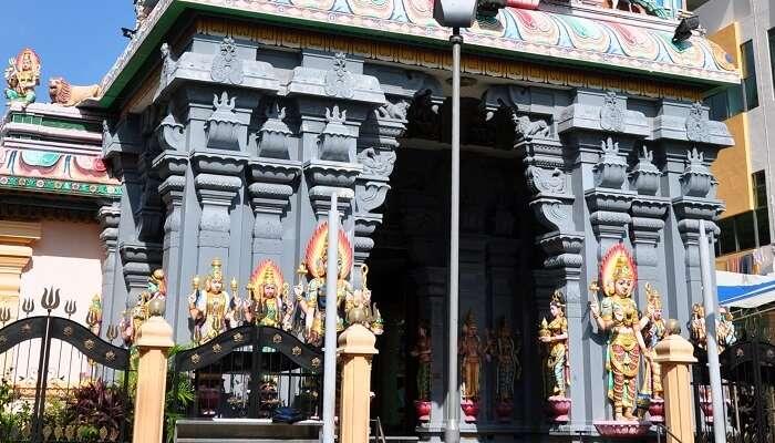 Sri Singama Kali Amman Kovil