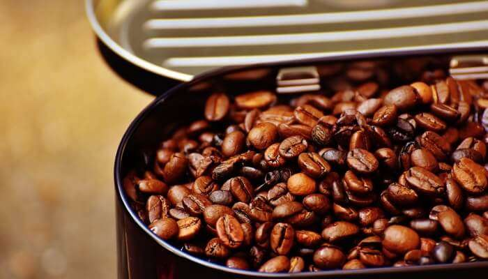 Tea and Coffee Beans