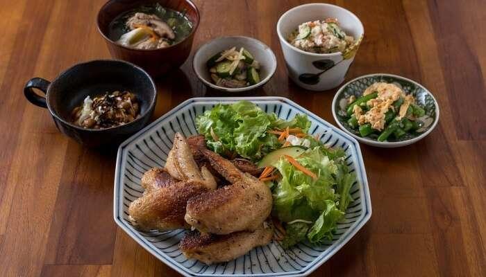 Cuisine Food Meat
