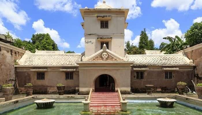 The Taman Sari