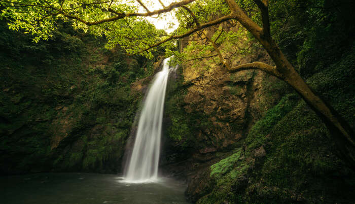 Tiu Pupus Waterfall
