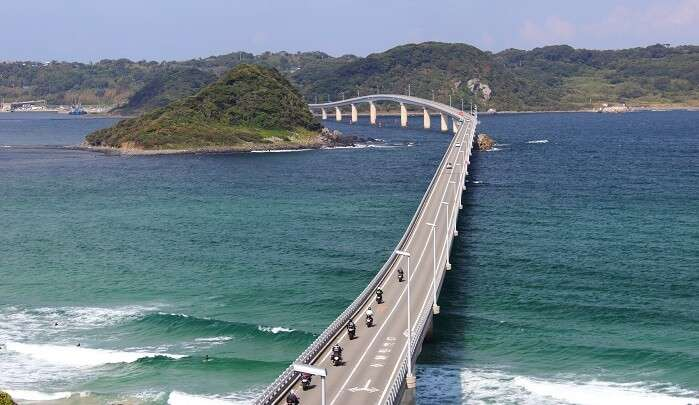 Tsunoshima Bridge, Yamaguchi