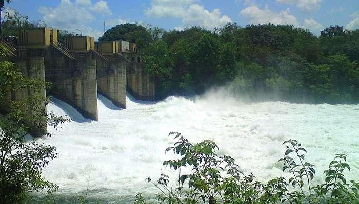 Udawalawa Dam