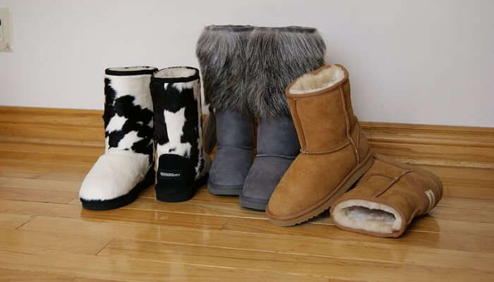 Ugg Boots View