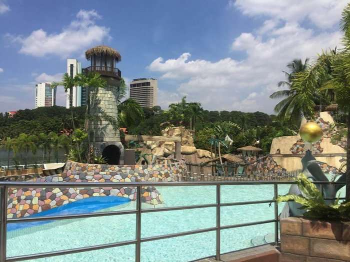 Water parks in Malaysia