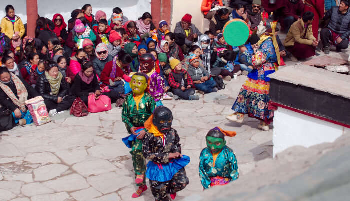 Where Is The Losar Festival Celebrated
