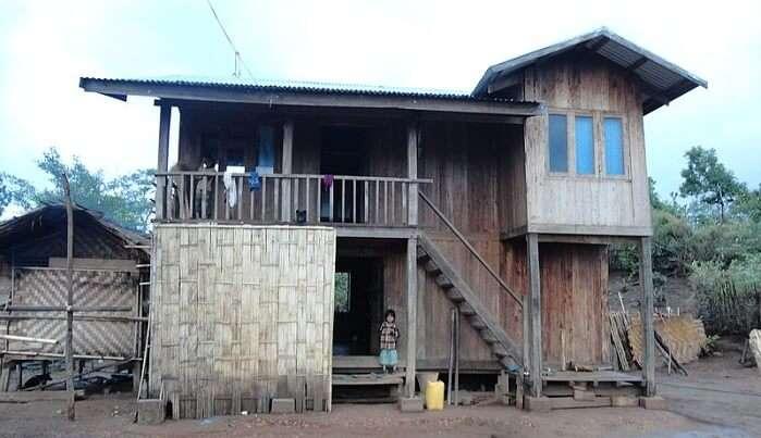 Yew Tee Village