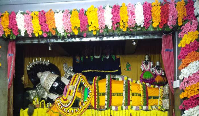 Mahima Garuda Ranganatha Swamy Temple View