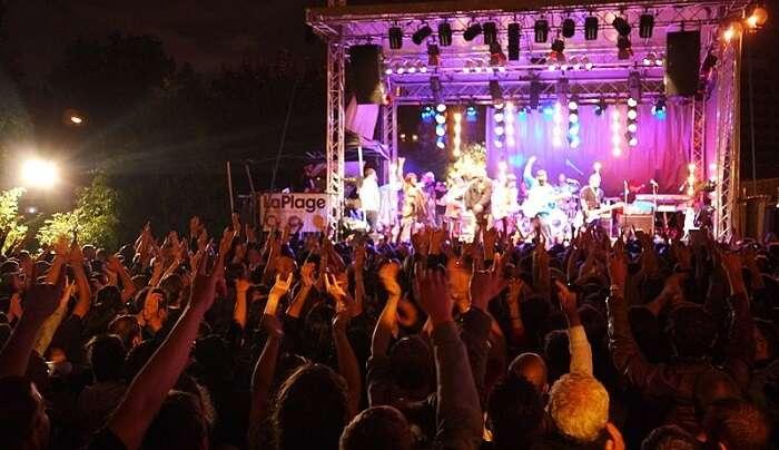 Concert Laplage