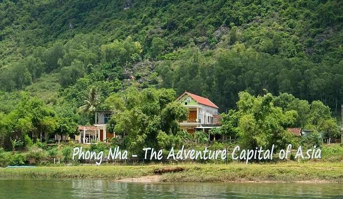 phong na the adventure capital of Asia