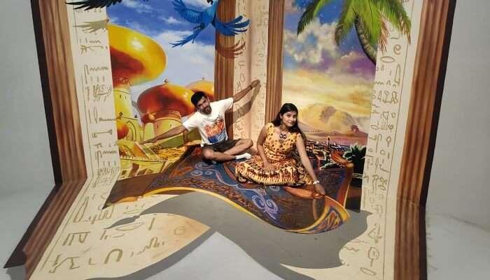 interactive art museum