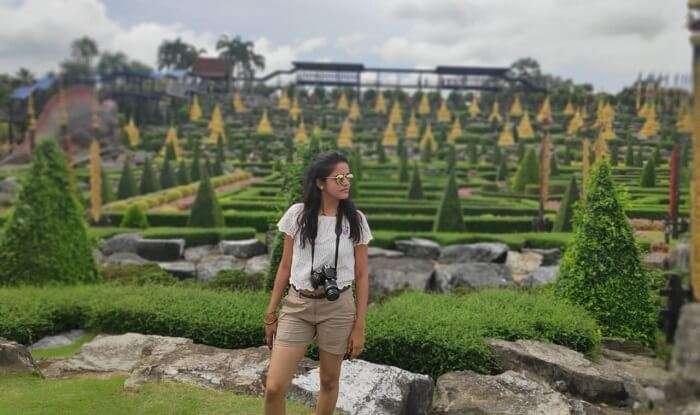 tropical gardens of Nong Nooch