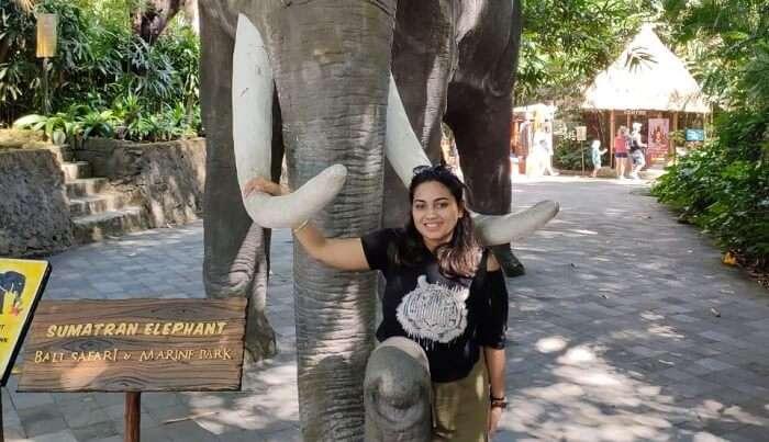 Bali Safari visit