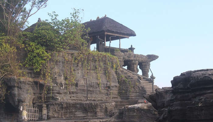 view of the Tanha lot