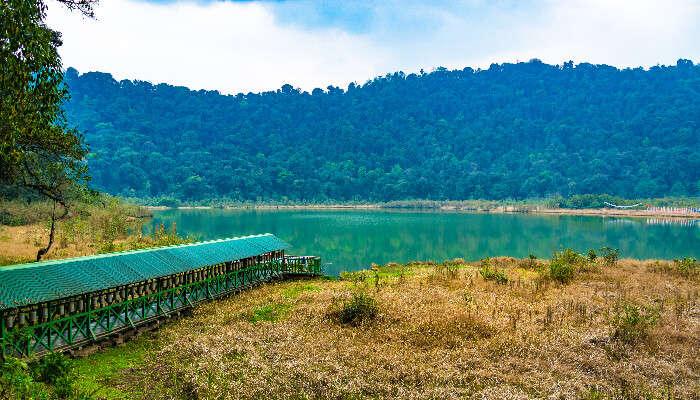 Khecheopalri Lake in Yuksom